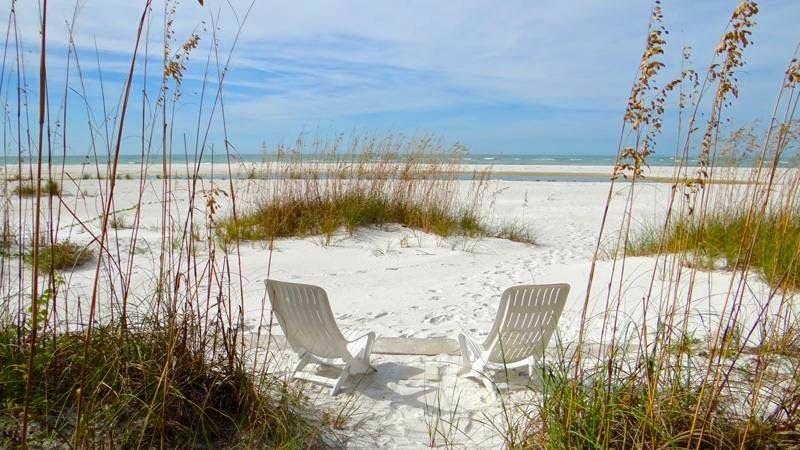 Beach & View