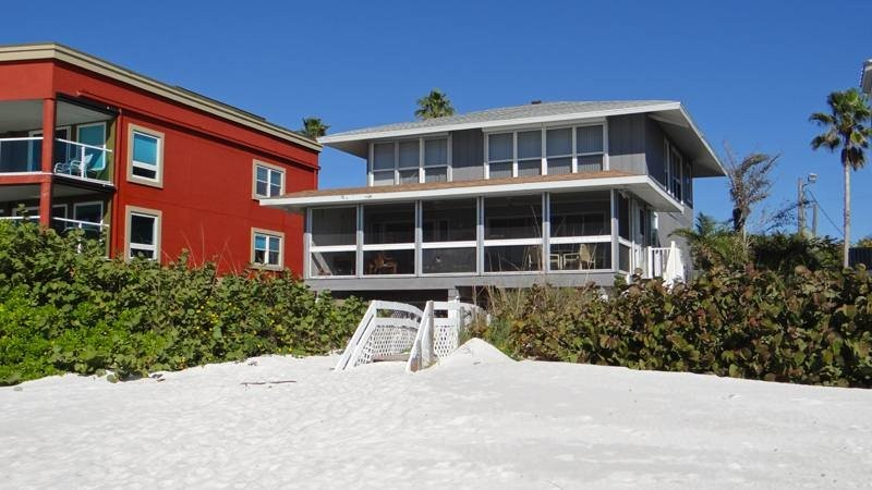 Beach Side Exterior