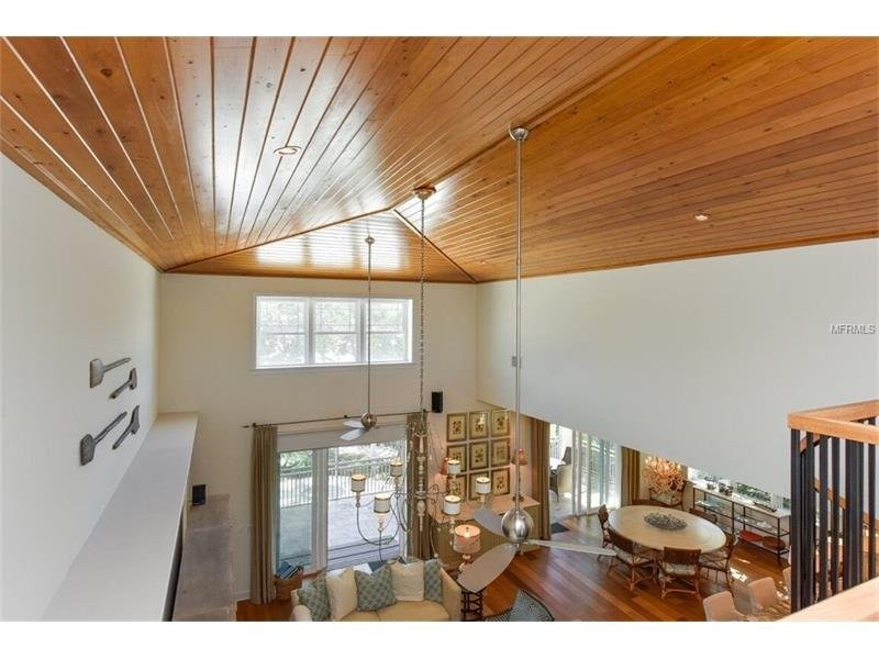 Vaulted Ceilings Open Loft