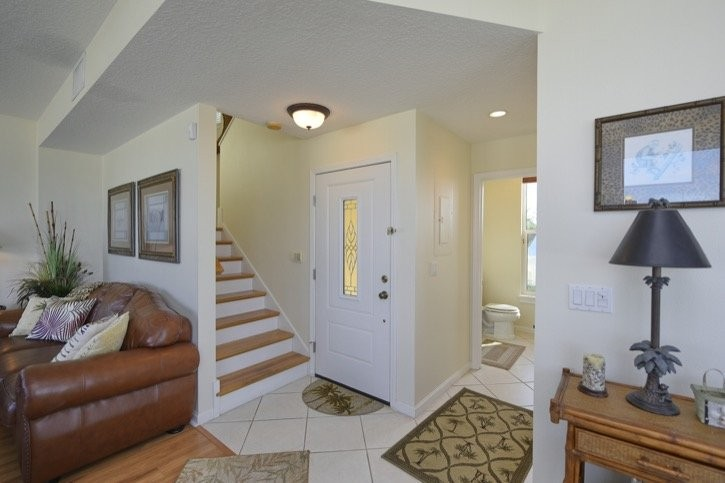 Stairwell Leading Upstairs