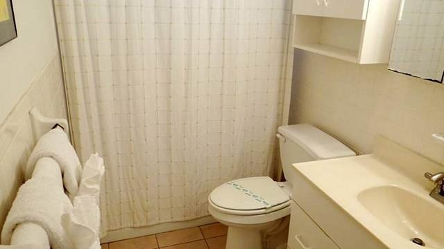 Bath With Tub/shower