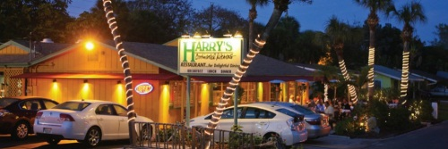 Harrys Continental Kitchens on Longboat Key