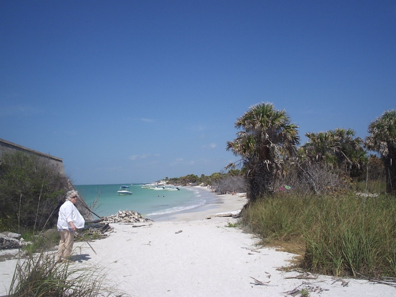 Egmont Key State Park florida