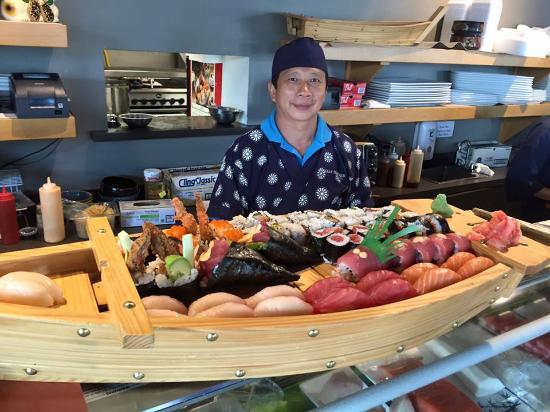 ocean star sushi anna maria